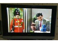 "Panasonic Viera Plasma TV 42"" freview none hd no stand fully working"