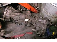 Toyota Lucida Estima 2.2 4-Speed 4-Wheel Drive Auto Gearbox with Transfer Box