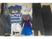 4-5 year boys clothing bundle £8 for all