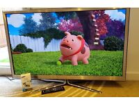 "Samsung PS51D8000 51"" Full HD 1080p Smart 3D TV / Freeview HD + Freesat HD/ Wi-Fi / Recordable"