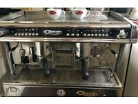 Final price drop !! Espresso ☕️☕️ Stunning Astoria Gloria 2 group coffee machine ☕️☕️