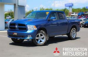 2010 Dodge Ram 1500 SPORT! CREW! HEMI! HEATED/VENTED LEATHER!