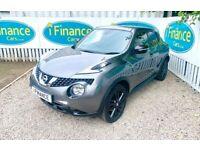 CAN'T GET CREDIT? CALL US! Nissan Juke 1.5 dCi Acenta Premium, 2015 - £200 DEPOSIT, £62 PER WEEK