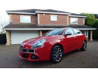 Alfa Romeo Giulietta JTDM-2 COLLEZIONE SPECIAL EDITION (rosso red) 2013