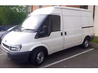 MAN & VAN from £15 /SINGLE ITEM/FULL LOADS/MOTORBIKES/STORE COLLECTIONS/WASTE DISPOSAL