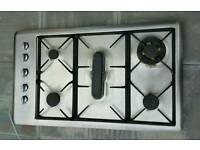 Fisher and Paykel 5 burner gas hob, good condition