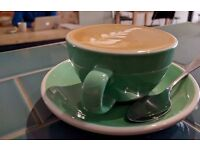 Barista(s) wanted for Salisbury's independent cafe - Culture Coffee