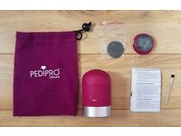 Used Pink Pedi Pro Delux | Electronic Pedicure Set | Professional | Home | Micro-Crystals