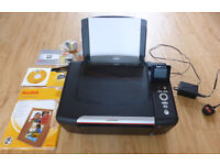 Kodak Printer Hero 3.1 All-in-One with scanner + spare cartridges and photo paper