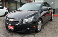 2012 Chevrolet Cruze ECO | Remote Starter | LIKE A NEW ONE