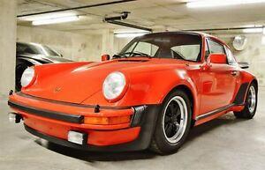 1976 Porsche 911 930 Turbo