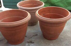 Flower plant tree pot £7 each or £19 for 3 Bargain!