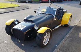 FORMULA 27 - 7 style kit car - like Westfield Locost Robin Hood Tiger Caterham