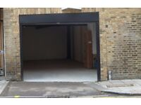 Garage Storage 600 Square Feet plus 300 Square Feet Mezzanine in Chiswick – Just off the High Road