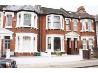 Well Presented Top Floor One Bedroom Period Flat In Balham. Furnished And Available Now
