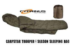 4 Season sleeping bag