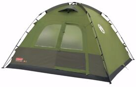 Brand new 5 man instant dome tent