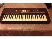 Casiotone 403 keyboard. Classic synth from 1981
