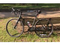 Fuji Tread Adventure Road Bike (M/L). Excellent condition.