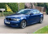 BMW 1 SERIES 118D M SPORT COUPE AUTOMATIC 2009