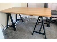 IKEA Wooden large working desk
