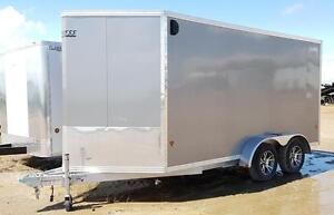 2016 High Country THC 7 X 14 TA Enclosed Cargo Trailer