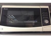 Swan cream microwave