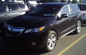 2013 Acura RDX LEATHER-SUNROOF-CAMERA-DUAL DVD