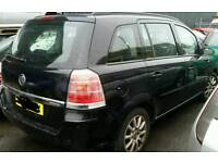 Vauxhall Zafira B 2.2 Club Petrol Automatic BREAKING FOR SPARES