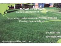 MownnGrown Garden Maintenance