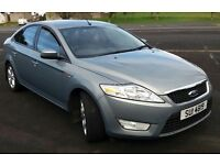 2010 Ford Mondeo Zetec TDCI 125 with Sport Suspension