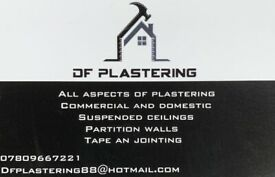 PLASTERERING SERVICES