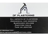 PLASTERERING SERVICES