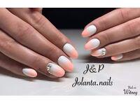 manicure pedicure nails acrylic shellac gel