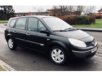 Renault grand secnic 7 seater