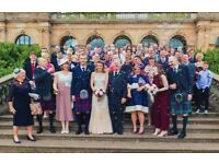 Looking for Wedding Couples getting married in spectacular locations in Scotland.