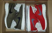 NIKE AIR ROSHE RUN SPORTS RED AND IGUANA FOR CHEAP