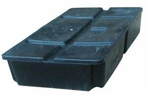 Dock Edge Howell 250 Foamed Dock Float (2 X 4-Feet X 8-Inch)