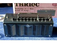 YAMAHA THR10C GUITAR AMP/RECORDING INTERFACE