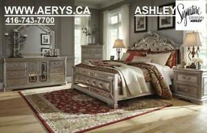 WHOLESALE FURNITURE WAREHOUSE!! WWW.AERYS.CA!! WE CARRY ASHLEY FURNITURE,come and compare our price! CALL 416-743-7700