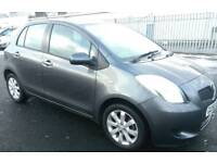 2008 Toyota yaris 1.4 Diesel Automatic Full Service history Long mot brilliant drives