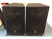 Wharfedale EVP-X15 Speakers Mint Condition