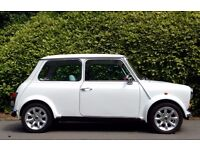 Classic Mini Austin Mini Full Leather Interior MP3/CD Player and Electronic Ignition MOT July 2017