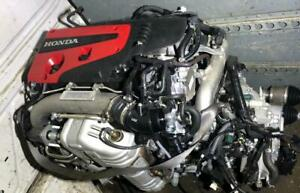 2017 Honda Civic Type R Engine (Long Block) K20C1, 2L, 11,xxxKM