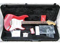 Fender Stratocaster 'Limited Edition' USA (2014) - Dakota Red - Pristine Condition