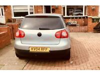 2004 mk5 Volkswagen Golf gt tdi long mot cheap car
