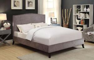 WAREHOUSE BLOWOUT!!! QUEEN DOUBLE BEDS MUST GO ASAP!!! GREY BEIGE IVORY BLUE!! LIMITED STOCK