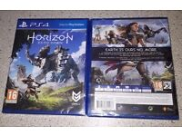 PS4 Horizon Zero Dawn PS4 Game New And Sealed .NEW NEW
