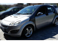 Smart ForFour Passion 1.5 Very Good Condition