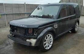 Land Rover Discovery 2004-2010 BRAEKING